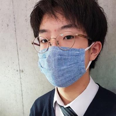 横浜市立横浜サイエンスフロンティア高等学校 塚本 想也さん